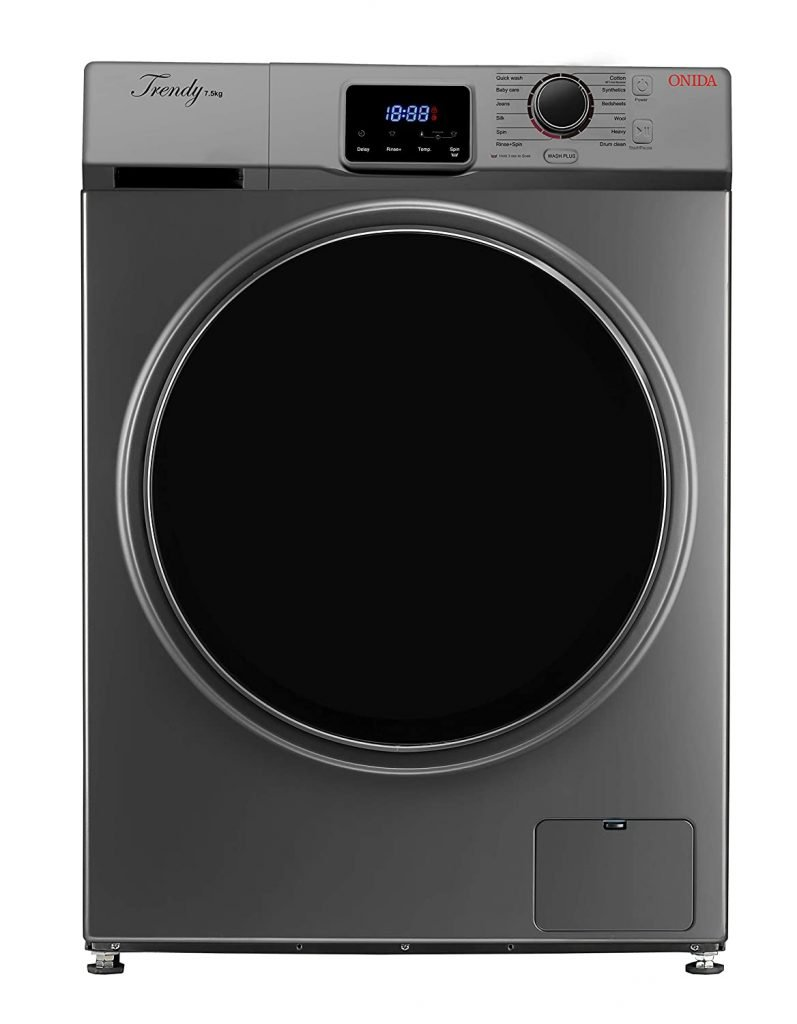 Best front loading washing machines to buy in INDIA