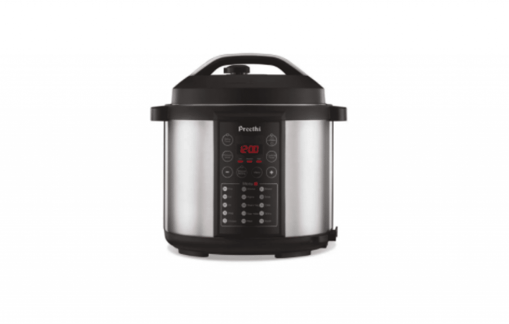 Preethi Touch EPC005 6-Litre Electric Pressure Cooker
