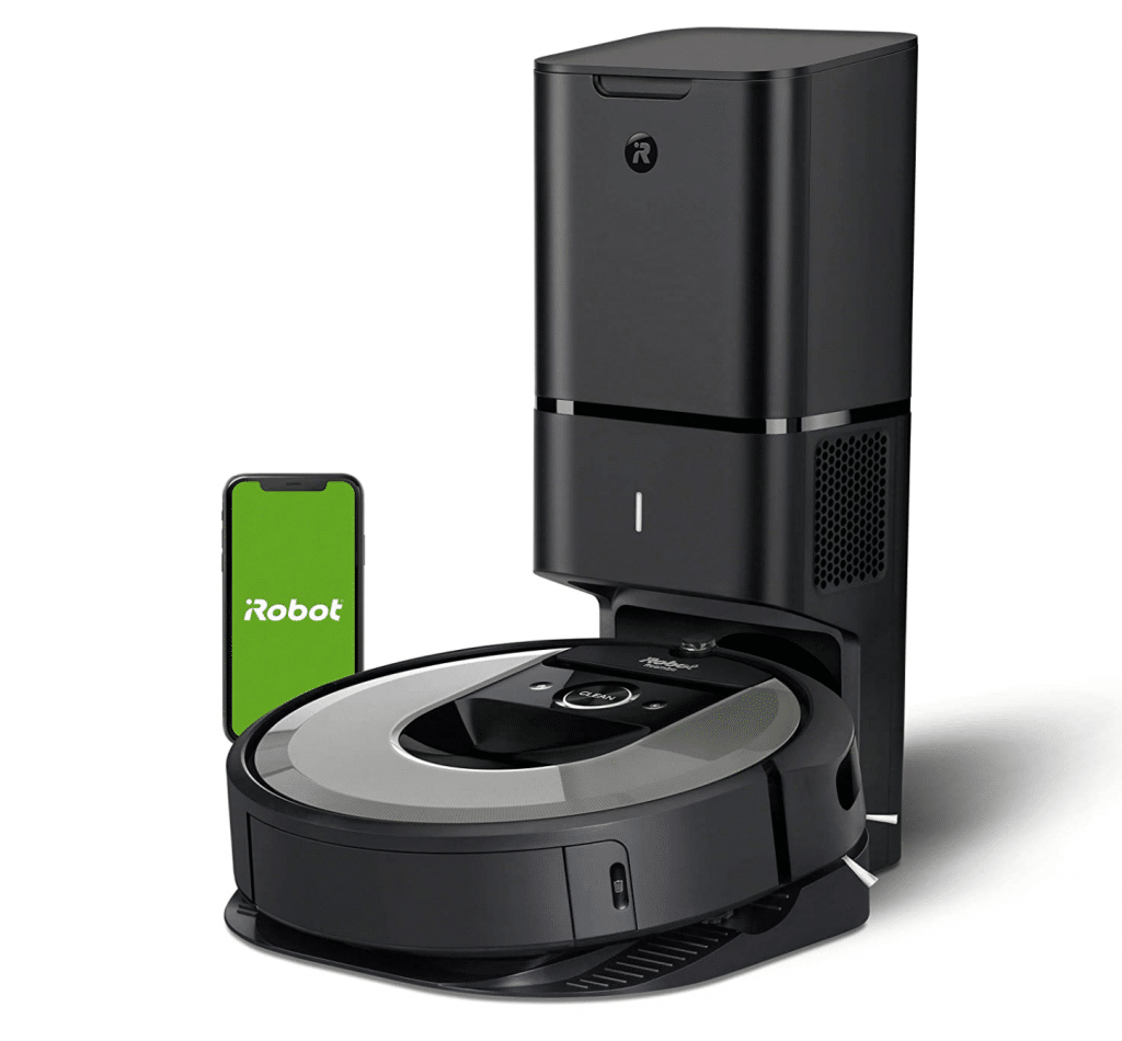 iRobot Roomba i7+ (i7556) WiFi Connected Robot Vacuum