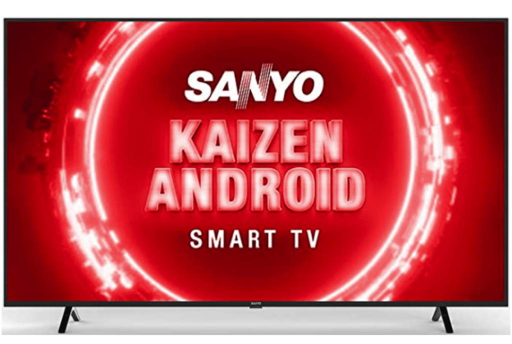 Sanyo 65 inches Kaizen Series 4K Ultra HD Certified Android LED TV XT-65UHD4S