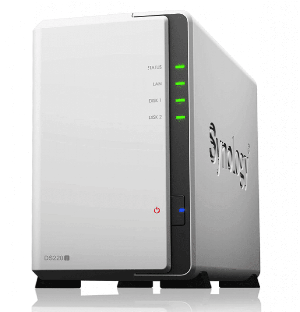 Synology DiskStation DS220j Network Attached Storage Drive