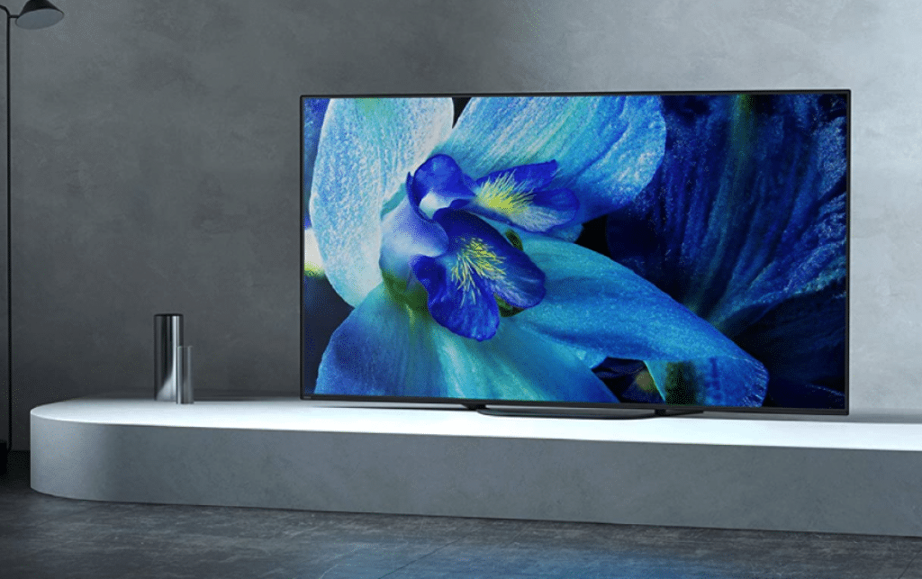 Sony Bravia 55 inches 4K Certified Android Smart OLED TV KD-55A8G