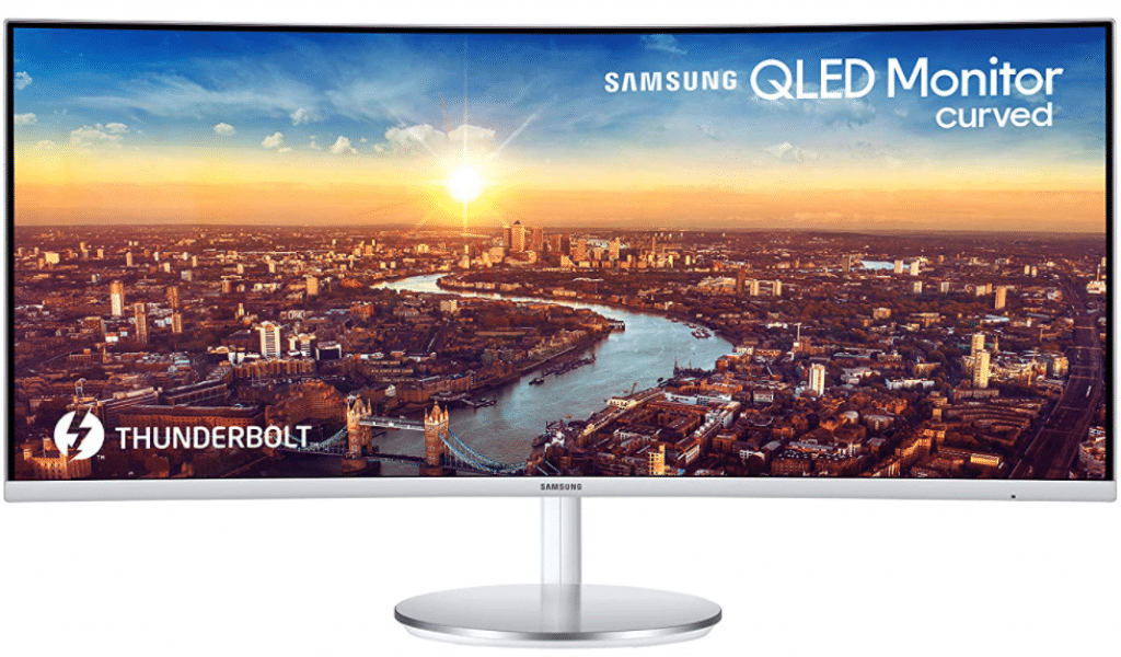 Samsung 34 inch LC34J791WTWXXL Curved Ultrawide Monitor