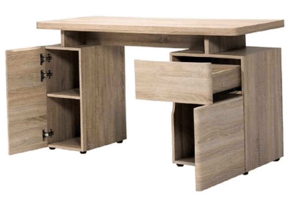 Woodlab Wooden computer table