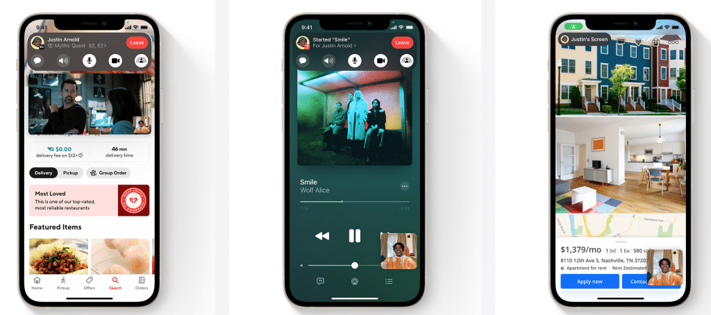 iOS 15 with iPadOS 15 and MacOS Monterey update