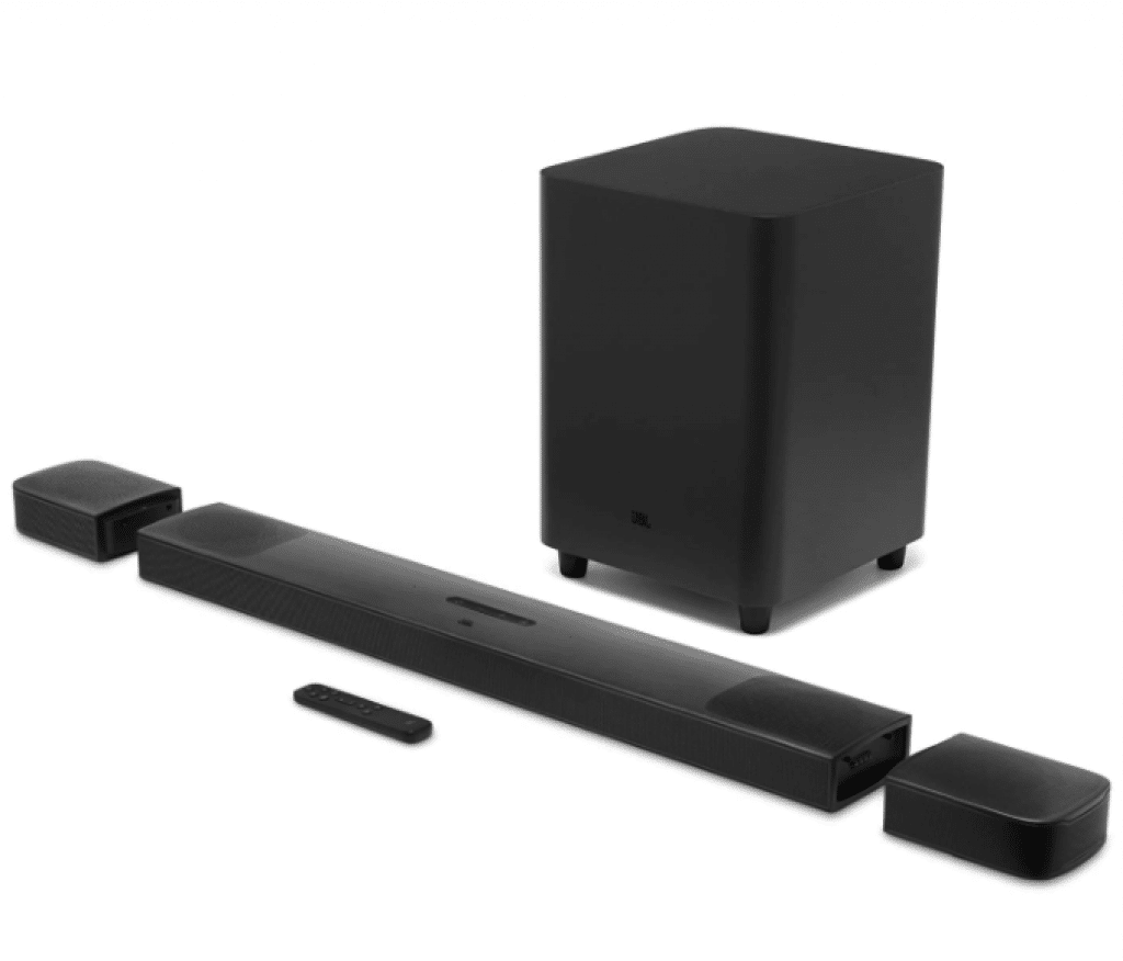 JBL BAR 9.1 by Harman True Wireless Home Theatre with Dolby Atmos