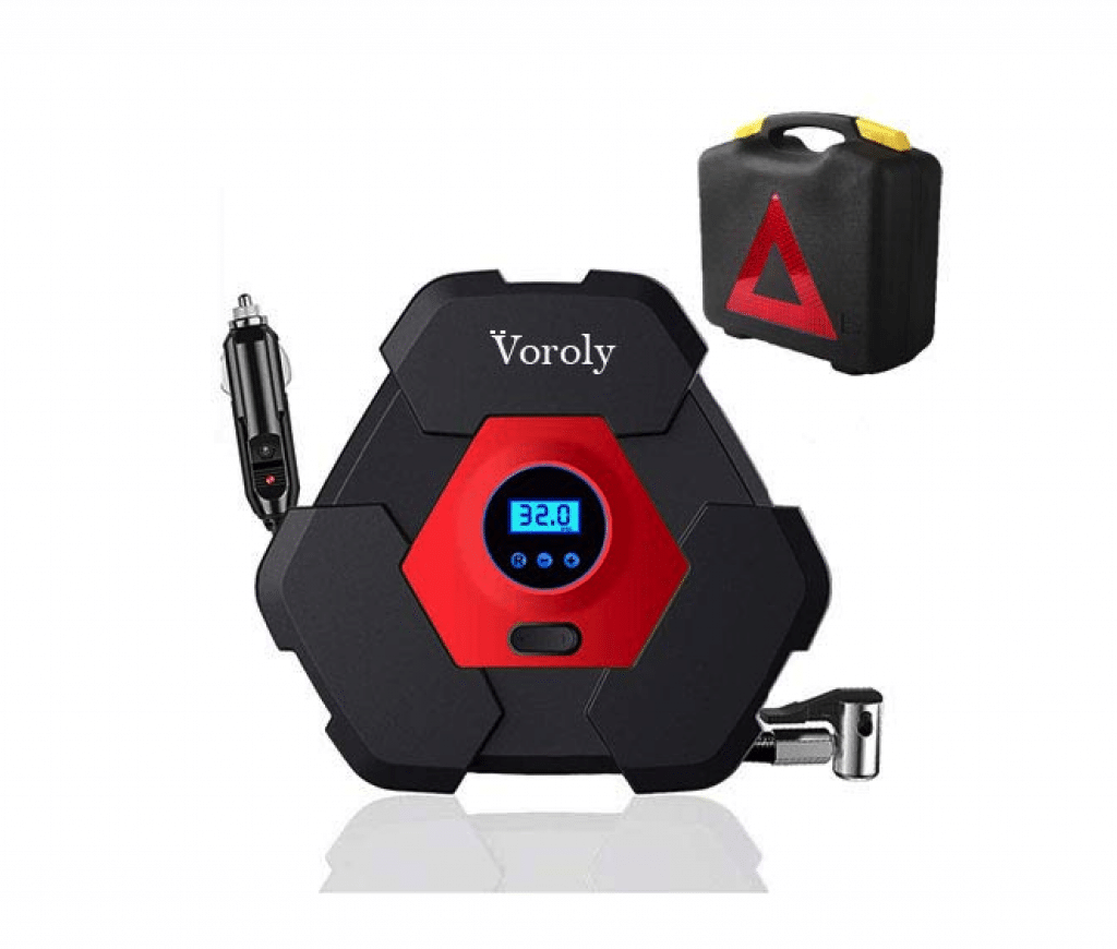 Voroly Heavy Duty Car Tyre Inflator
