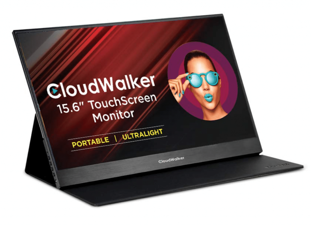 CloudWalker CTM 15T monitor with Full HD IPS panel