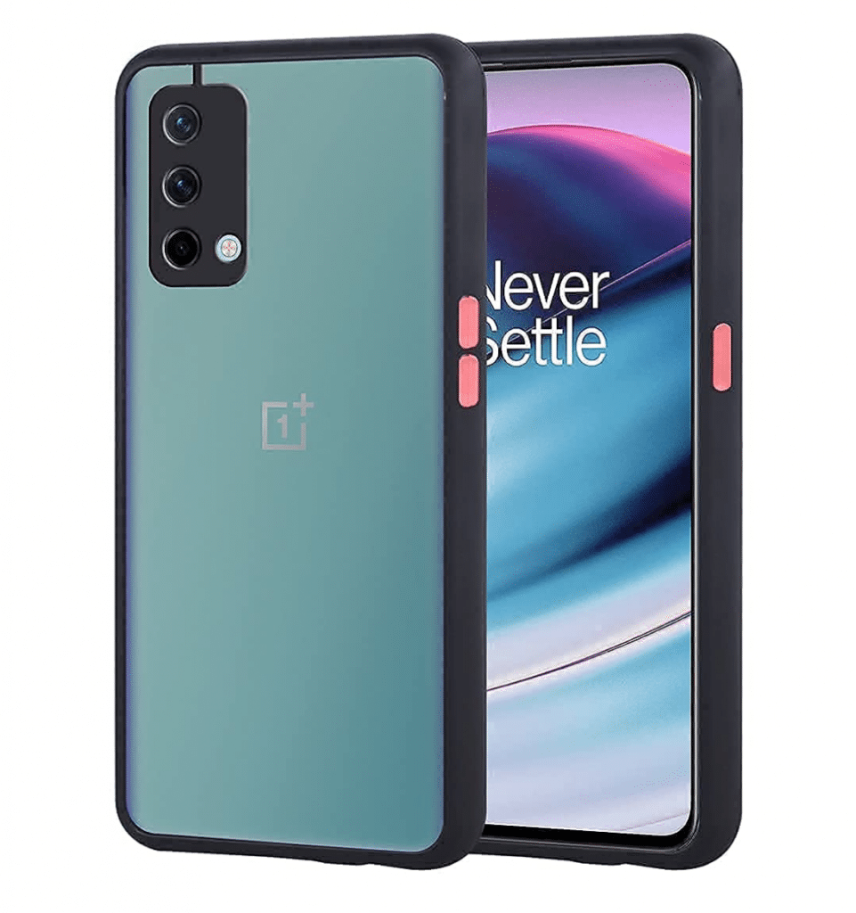 Jkobi Back Cover Case for OnePlus Nord CE 5G