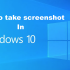 How to install windows 10 in PC or Laptop
