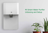 Mi Smart Water Purifier Installation and Review